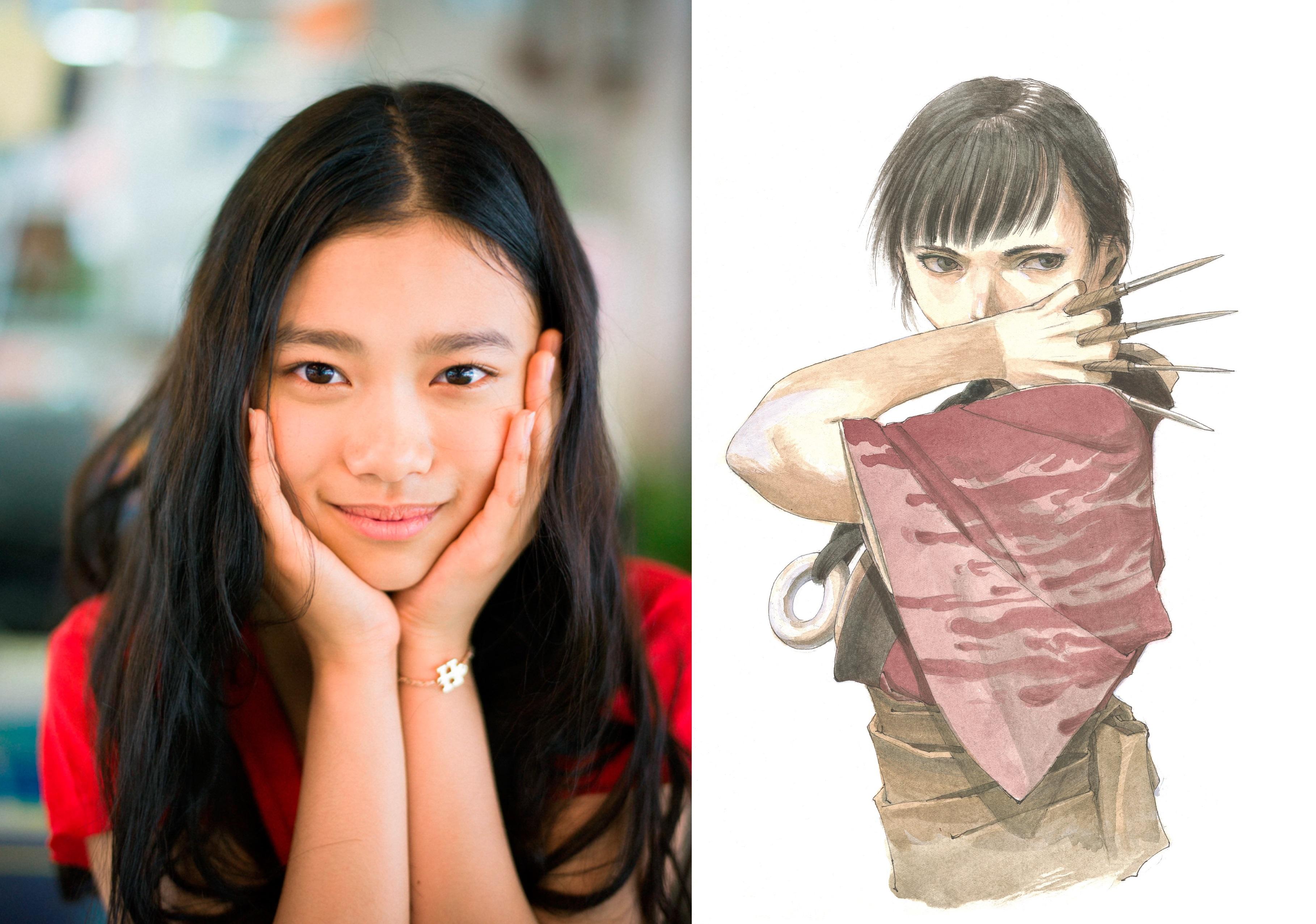 【ワーナー公式】ニュース 木村拓哉主演作『無限の住人』ヒロイン役に、いま最注目女優・杉咲花さんが抜擢!