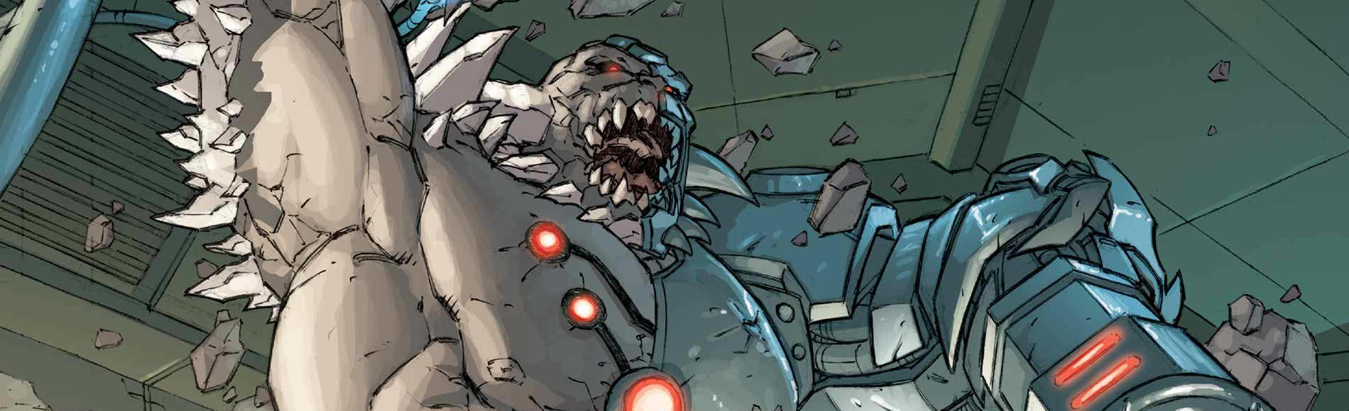 ドゥームズデイ (DCコミックス)の画像 p1_3