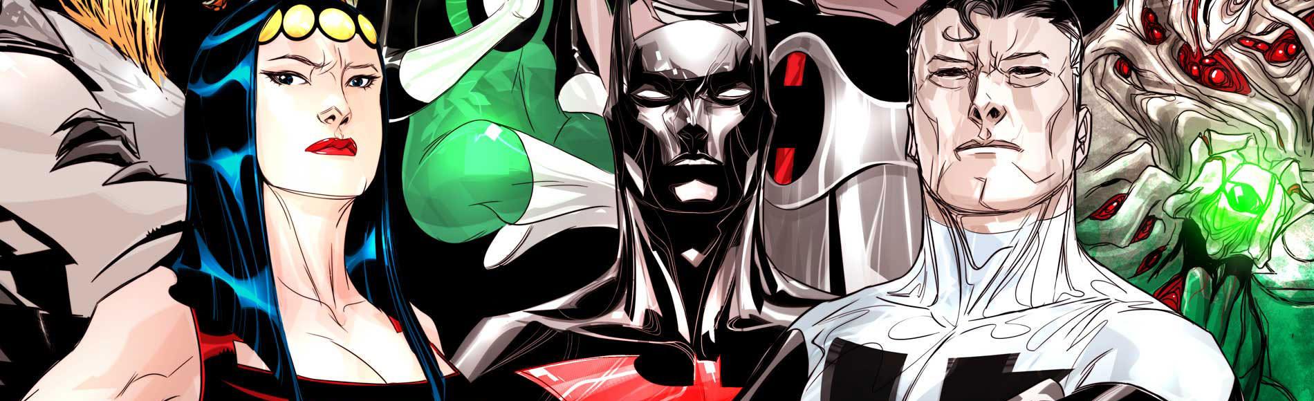 アース12|キャラクター|DCコミ...