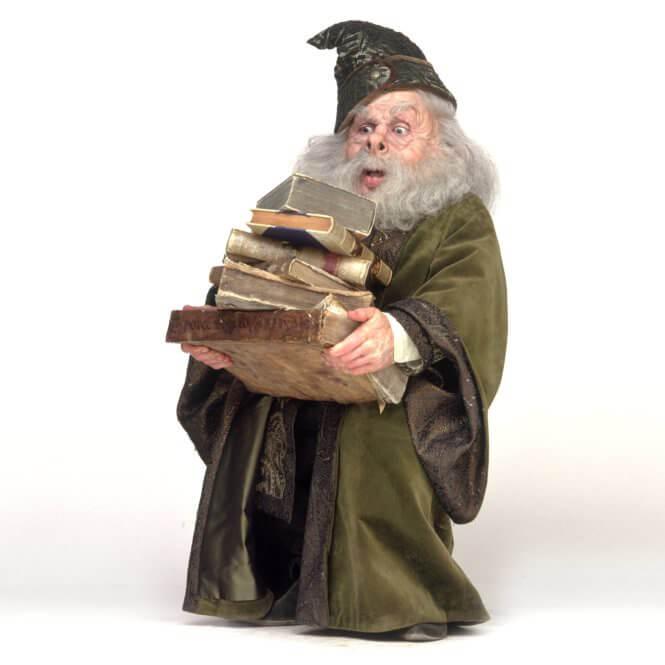 フィリウス・フリットウィック|魔法ワールド|ワーナー・ブラザース