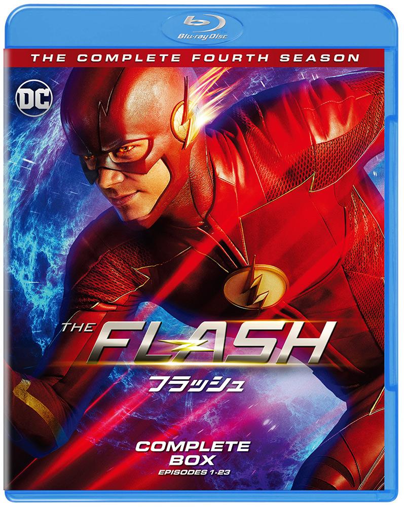 ワーナー公式 海外ドラマ the flash フラッシュ フォース シーズン