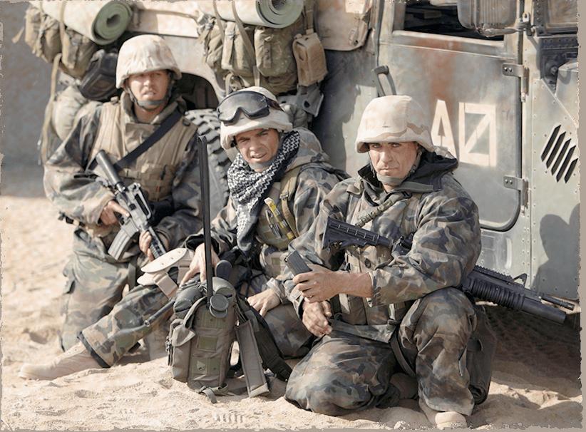 イラク 戦争 アメリカ